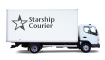 Starship Courier Delivery van